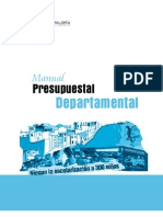 1. Manual Presupuestal-nivel Departamental