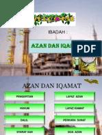 Azan Dan Iqamat