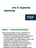 Hardware and Capacity Planning
