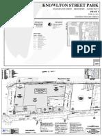 Knowlton Park Phase I - 100% Construction Documents