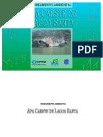 Zoneamento Ambiental Apa Carste Lagoa Santa