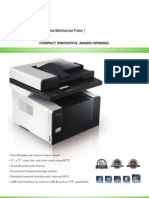 M402-403 Spec Sheet MFP