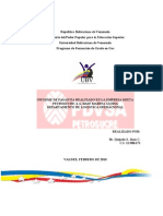 Informe Pasantias-Industriales UBV Guiria Logistica Operacional