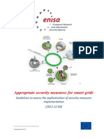 ENISA Appropriate Security Measures for Smart Grids Final