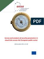 SLA Survey Report