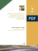 Breve Historia de La Construccion Del Corredor Verde de Guardamar