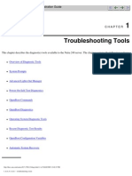 C H a P T E R 1 - Troubleshooting Tools