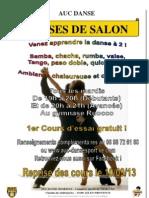 Danses de Salon + Prix