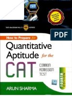 Quantitative Aptitude by Arun Sharma 4