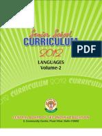 Lang Sr Curriculum Vol 2 Final 2012