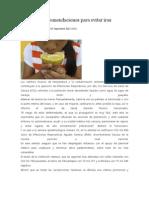 03/09/13 News Emite SSO Recomendaciones Para Evitar Iras
