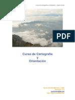 Curso de Cartogarfia y Orientacion