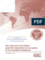 The Struggle for Yemen and the Challenge of Al-Qaeda in the Arabian Peninsula