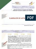 antologias 1