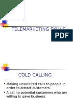 Telemarketing Skills