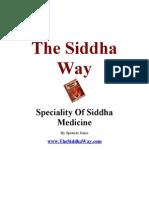 Speciality of Siddha Medicine