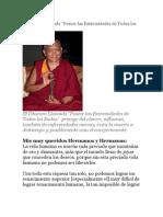 El Dharani Llamado -Poseer Las Extremidades de Todos Los Budas