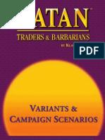 Catan Traders Barbarians