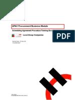 apbm1120-schedulingagreementproceduretrainingdocument-120907052424-phpapp02