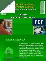 Teoria Estructuralista - Ok