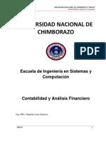 Estructura Balance General Doc Contabilidad Bancos