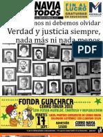Edición N°47 Boletín #CerroNaviaSomosTodos