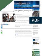 05-09-2013 'Pepe' Atiende Agenda de Gobierno Para Reynosa