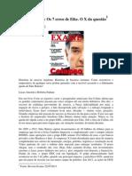 Os 7 erros de Eike_O X da questão_Revista Exame_2013.07.22
