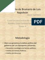 El Dieciocho de Brumario de Luis Bonaparte