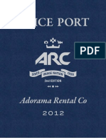 Arc Priceport 2012