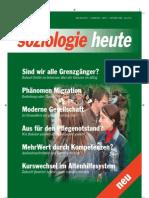 Soziologie heute Oktober 2008