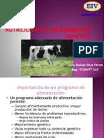 Nutricion en El Mejoramiento Genetico 001