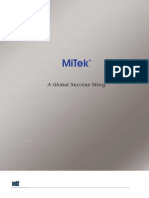 MiTek - A Global Success Story