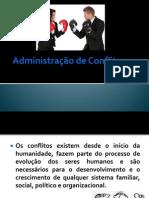 Administração de Conflitos 13 março 2013