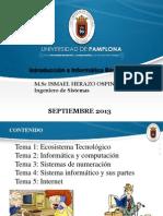 Introduccion Informatica Basica 2013