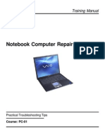 Sony Vaio Training-manual