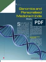 Genomics in India - Kapil Khandelwal - EquNev Capital