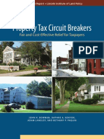 Property Tax Circuit Breakers