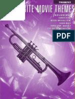 [Trumpet Trompete] FAVORITE MOVIE THEMES Book by Billybizzard