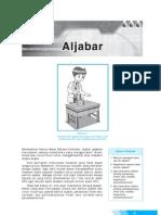 Matematika Aljabar