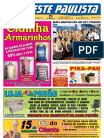 "Jornal ""O Oeste Paulista"" 2013-09-06 nº 4049"