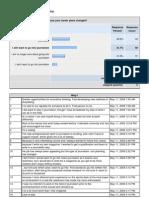 Journalism student survey