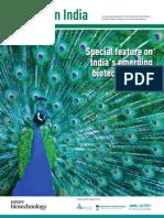 Biotech in India Nature Biotech Supplement