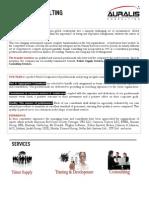 Company Profile Auralis