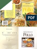 33740163 Sabrosas Recetas de Pollo
