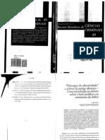 Princípio da ofensividade e crimes de perigo abstrato; uma introdução ao debate sobre o bem jurídico e as estruturas do delito - luís greco  _2