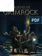 Legend of Grimrock Manual Fr