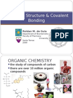Electronic Structure Covalent Bonding
