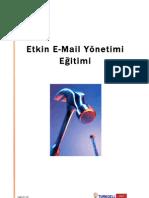 Etkin E-Mail  Yönetimi