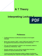 I  T Lecture 4